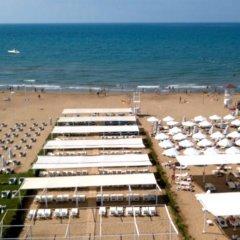 The Colours Side Hotel Турция, Сиде - отзывы, цены и фото номеров - забронировать отель The Colours Side Hotel онлайн пляж фото 2