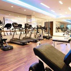 Отель Sunrise Beach Hotel Кипр, Протарас - 5 отзывов об отеле, цены и фото номеров - забронировать отель Sunrise Beach Hotel онлайн фитнесс-зал фото 2