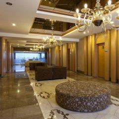 Xperia Saray Beach Hotel Турция, Аланья - 10 отзывов об отеле, цены и фото номеров - забронировать отель Xperia Saray Beach Hotel онлайн интерьер отеля фото 3