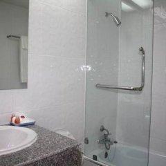 First Hotel ванная
