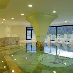 TH Madonna di Campiglio - Golf Hotel Пинцоло бассейн