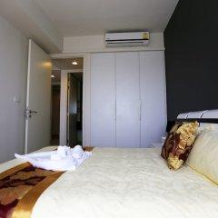 Отель Unixx Condominiums By Win 99 Group Паттайя комната для гостей фото 2