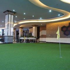Отель Ktk Regent Suite Паттайя спортивное сооружение