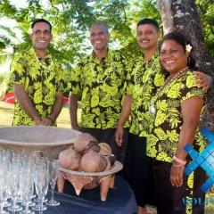 Отель Volivoli Beach Resort Фиджи, Вити-Леву - отзывы, цены и фото номеров - забронировать отель Volivoli Beach Resort онлайн фото 2