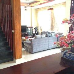 Sapa Van Hung Hotel интерьер отеля
