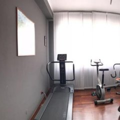 Отель Santin Италия, Порденоне - отзывы, цены и фото номеров - забронировать отель Santin онлайн фитнесс-зал