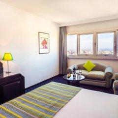 Отель Idou Anfa Hotel Марокко, Касабланка - отзывы, цены и фото номеров - забронировать отель Idou Anfa Hotel онлайн комната для гостей фото 4