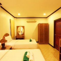 Отель The Green Beach Resort комната для гостей фото 5