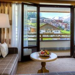 Отель Jenewein Австрия, Хохгургль - отзывы, цены и фото номеров - забронировать отель Jenewein онлайн балкон