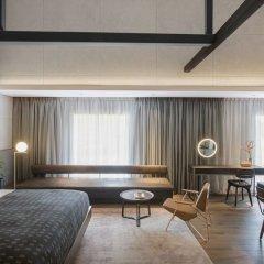 The Warehouse Hotel комната для гостей