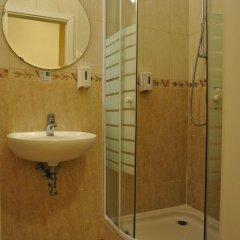 Hotel Papillon Будапешт ванная фото 2