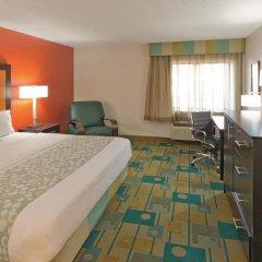 Отель La Quinta Inn & Suites Meridian комната для гостей фото 4