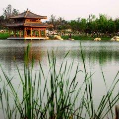 Отель Gran Meliá Xian Китай, Сиань - отзывы, цены и фото номеров - забронировать отель Gran Meliá Xian онлайн приотельная территория
