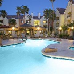 Отель Holiday Inn Club Vacations: Las Vegas at Desert Club Resort бассейн