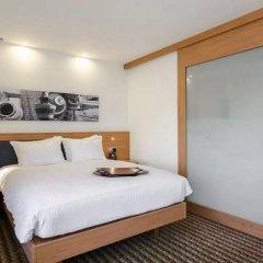 Отель Hampton by Hilton Amsterdam Airport Schiphol комната для гостей фото 4