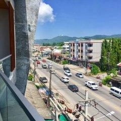 Отель Lemonade Phuket балкон