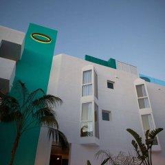 Отель Dorado Ibiza - Adults Only Испания, Сант Джордин де Сес Салинес - отзывы, цены и фото номеров - забронировать отель Dorado Ibiza - Adults Only онлайн вид на фасад