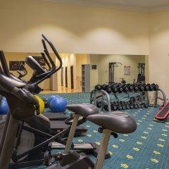 Принц Парк Отель фитнесс-зал фото 2