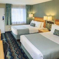 Отель Accent Inns Victoria Канада, Саанич - отзывы, цены и фото номеров - забронировать отель Accent Inns Victoria онлайн комната для гостей фото 2