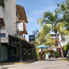 Отель Isabel Suites Zihuatanejo парковка