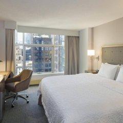 Отель Hampton Inn Manhattan Chelsea США, Нью-Йорк - отзывы, цены и фото номеров - забронировать отель Hampton Inn Manhattan Chelsea онлайн комната для гостей