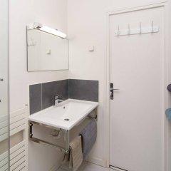 Отель BP Apartments - Great Batignolles Франция, Париж - отзывы, цены и фото номеров - забронировать отель BP Apartments - Great Batignolles онлайн ванная фото 2