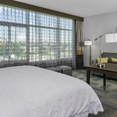 Отель Hampton Inn & Suites Los Angeles/Hollywood США, Лос-Анджелес - 8 отзывов об отеле, цены и фото номеров - забронировать отель Hampton Inn & Suites Los Angeles/Hollywood онлайн комната для гостей фото 5