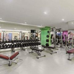 Ramada Hotel & Suites Istanbul Merter фитнесс-зал фото 2