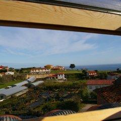 Отель El Juacu балкон