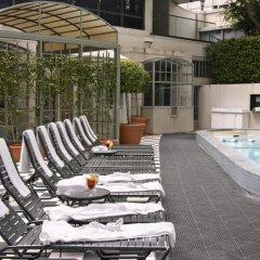 Отель Wilshire Grand США, Лос-Анджелес - отзывы, цены и фото номеров - забронировать отель Wilshire Grand онлайн бассейн