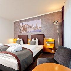 Отель Wyndham Garden Dresden Дрезден комната для гостей фото 3