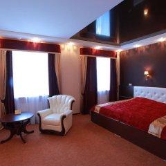 Отель Губернский 4* Номер Делюкс фото 9
