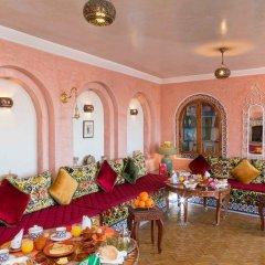 Отель Dar El Kébira Марокко, Рабат - отзывы, цены и фото номеров - забронировать отель Dar El Kébira онлайн питание фото 2