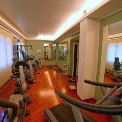 Hotel Sporting Cologno фитнесс-зал фото 3