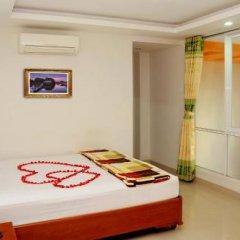 Отель Nang Bien Hotel Вьетнам, Нячанг - отзывы, цены и фото номеров - забронировать отель Nang Bien Hotel онлайн комната для гостей фото 5