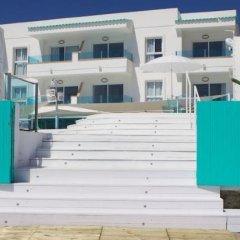 Отель Santos Ibiza Suites парковка