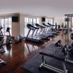 Отель Park Hyatt Dubai фитнесс-зал фото 2