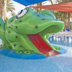Отель Хилтон Хургада Резорт бассейн фото 3