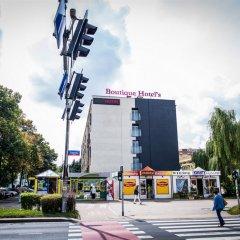 Отель Boutique Hotel's Польша, Вроцлав - 4 отзыва об отеле, цены и фото номеров - забронировать отель Boutique Hotel's онлайн парковка
