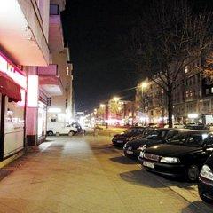 Отель Cityblick парковка