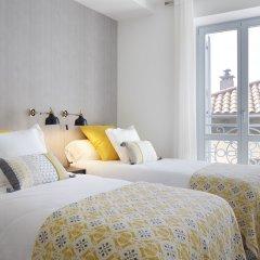 Отель Hondarribia Suites Испания, Фуэнтеррабиа - отзывы, цены и фото номеров - забронировать отель Hondarribia Suites онлайн комната для гостей фото 5