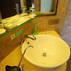New Material Hotel ванная