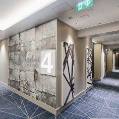 Отель Indigo Helsinki - Boulevard Хельсинки интерьер отеля