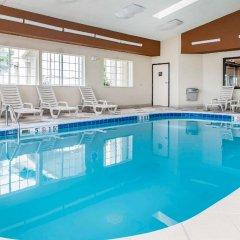 Отель Comfort Suites Columbus США, Колумбус - отзывы, цены и фото номеров - забронировать отель Comfort Suites Columbus онлайн бассейн