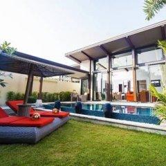 Отель Villa Prai Panah бассейн фото 2