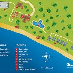 Отель Lomani Island Resort - Adults Only городской автобус