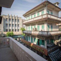 Nornyaowarat Hostel Бангкок балкон