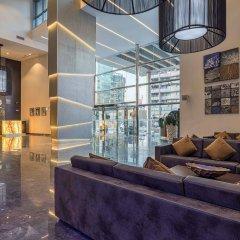 Отель Wyndham Dubai Marina Дубай интерьер отеля фото 2