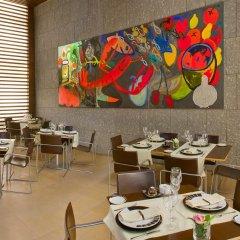 Отель Silken Puerta de Valencia Испания, Валенсия - 5 отзывов об отеле, цены и фото номеров - забронировать отель Silken Puerta de Valencia онлайн питание