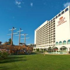 Отель Crowne Plaza Vilamoura Португалия, Виламура - 2 отзыва об отеле, цены и фото номеров - забронировать отель Crowne Plaza Vilamoura онлайн фото 2